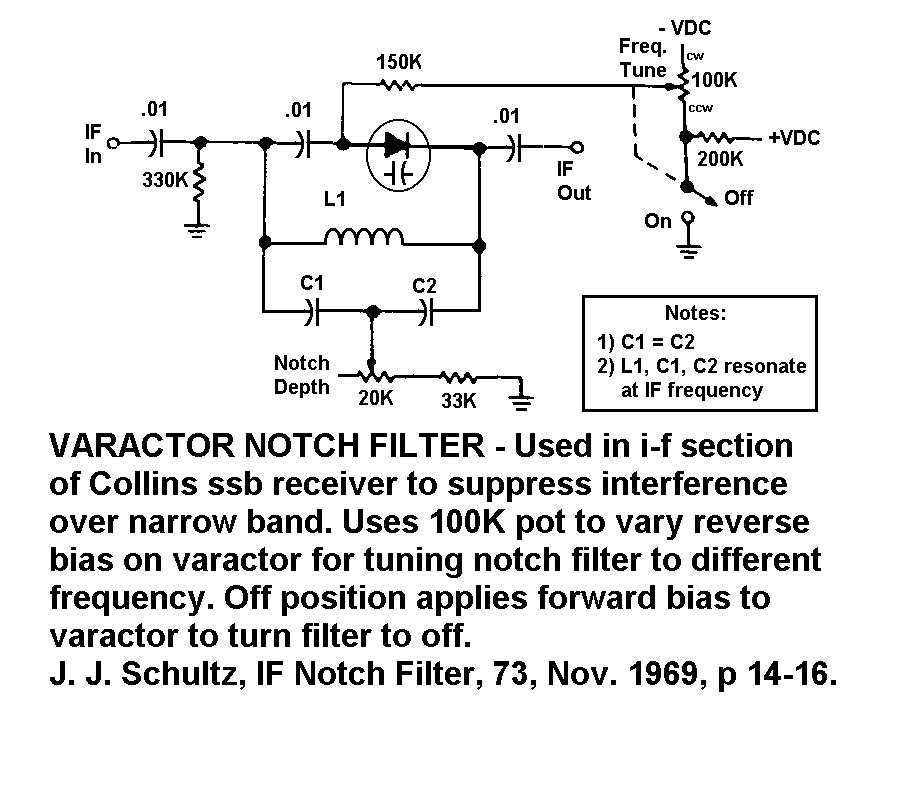 YWRqdXN0YWJsZS1ub3RjaC1maWx0ZXItc2NoZW1hdGlj as well Variable Notch Filter Schematic besides All p2 as well Filters Filtros moreover Simple Notch Filter Uses Operational. on tunable audio notch filter circuit