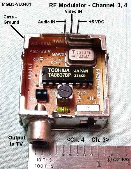75 Vdc Output Power Supply