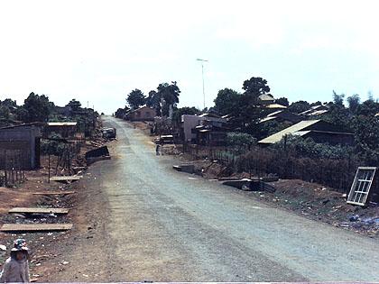 Photographs Of The Pleiku Area